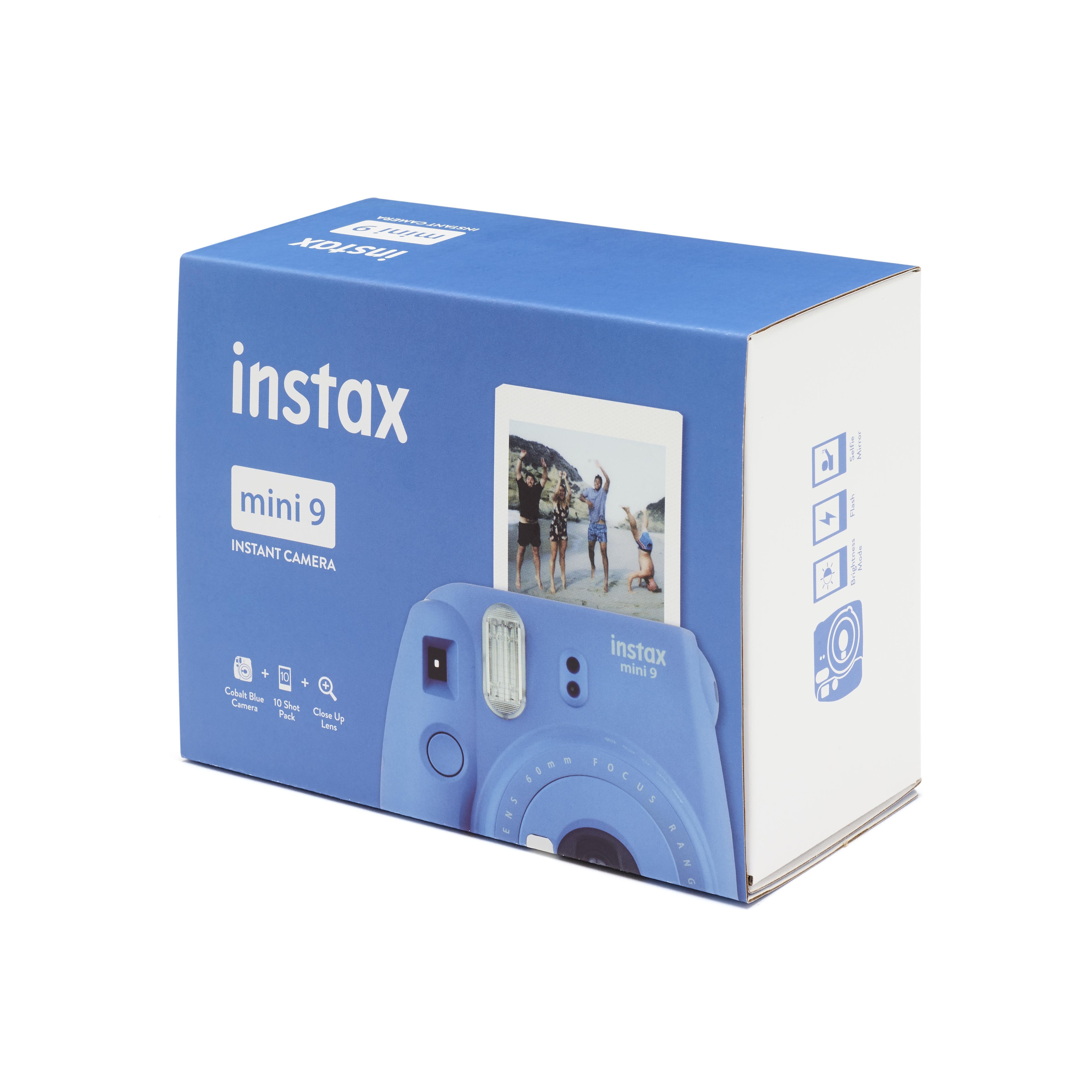 polaroid instax mini 9 ricariche  Fujifilm Instax Mini 9 - kit pellicola   Hobbyfoto