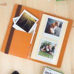 Fujifilm – Instax Square Pocket Album – Camel 2