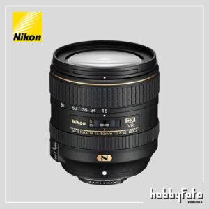 Nikkor 16-80mm f/2.8-4E AF-S DX ED VR NIKON