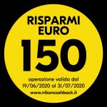 Nikon Summer Cash Back 150€