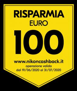Cashback 100€