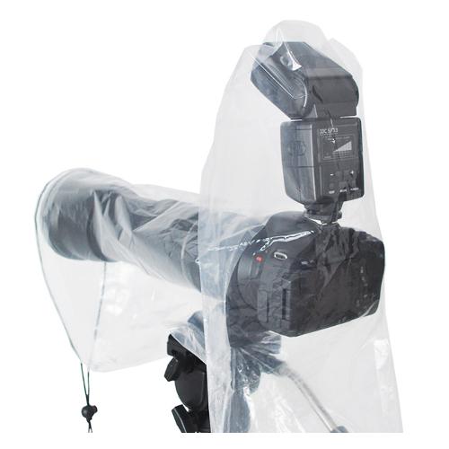 confezione da 2 JJC RI-5 fotocamera parapioggia per SLR /& digitale SLR