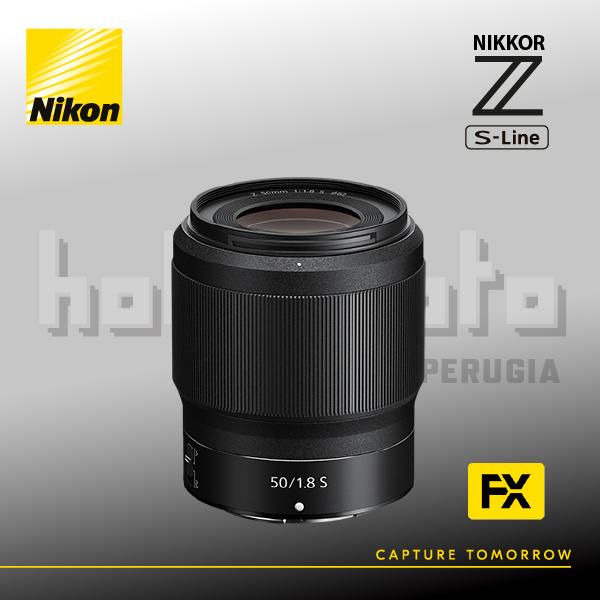 Nikkor Z 50 f-1.8 S-HobbyFotoPerugia