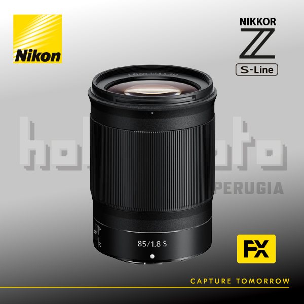 Nikkor Z 85 f-1.8 S-HobbyFotoPerugia