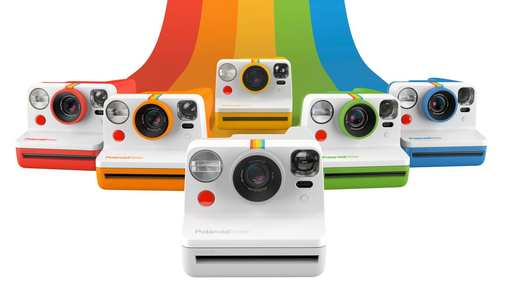 Polaroid Now Rainbow