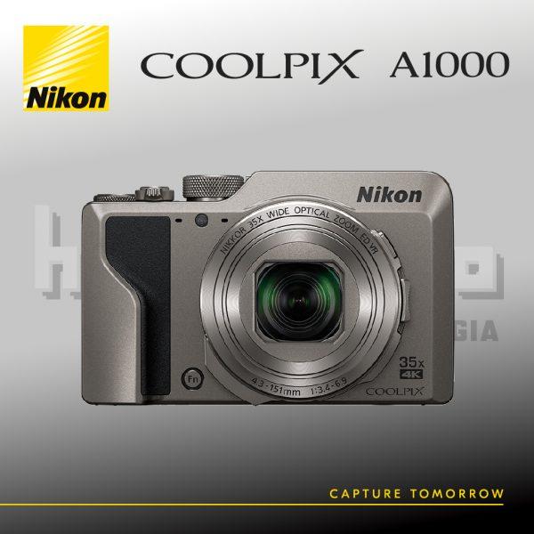 Nikon Coolpix_A1000_Silver (HobbyFoto Perugia)