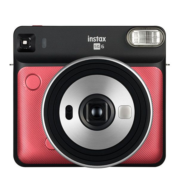 Instax Square Ruby Red SQ6