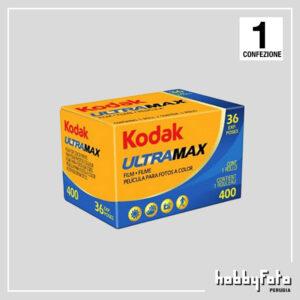 Kodak Ultramax 400 (1 rullino)