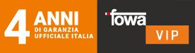4 Anni di garanzia ufficiale Italia | Fowa Vip