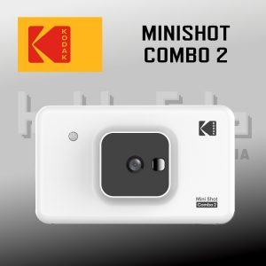 Mini Shot Combo 2 White