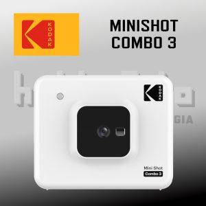 Mini Shot Combo 3 White