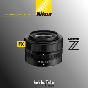 Nikkor Z 24-50 f/4-6.3