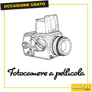 Usato: fotocamere a pellicola