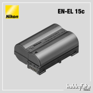 Nikon EN-EL15c Batteria Li-Ion 2.280mAh 16Wh