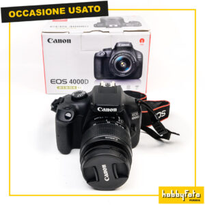 USATO: CANON D4000 + 18-55