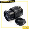 USATO: Nikon AF-P Nikkor 18-55G VR DX