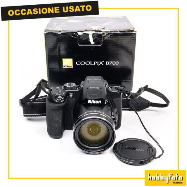 USATO: Nikon CoolPix B700