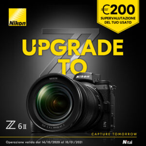 Upgrade to Z6II