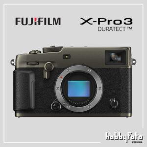 Fujifilm_X-Pro3 Duratect Black body