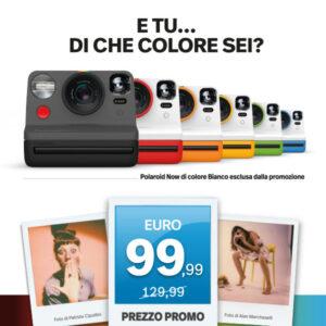 Polaroid Now Promo