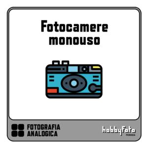 Fotocamere monouso