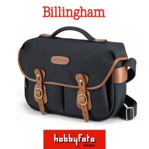 Billingham Borsa Hadley Pro Tela Nero