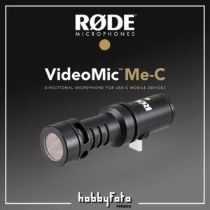 VideoMic Me-C