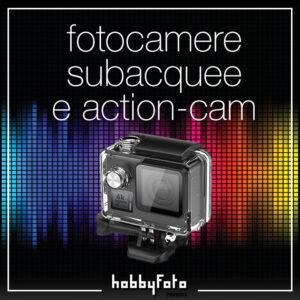 Fotocamere subacquee e action-cam