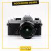 Nikon FM + Nikkor 28mm f/3.5 Ai